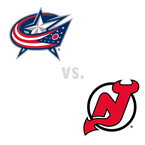 Columbus Blue Jackets at New Jersey Devils