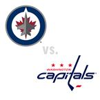 Winnipeg Jets at Washington Capitals