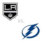 Los Angeles Kings at Tampa Bay Lightning