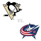 Pittsburgh Penguins at Columbus Blue Jackets