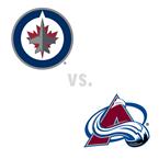 Winnipeg Jets at Colorado Avalanche