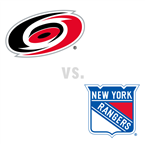 Carolina Hurricanes at New York Rangers