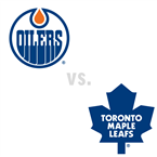 Edmonton Oilers at Toronto Maple Leafs