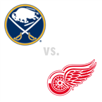 Buffalo Sabres at Detroit Red Wings