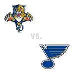 Florida Panthers at St. Louis Blues
