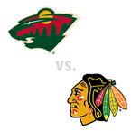 Minnesota Wild at Chicago Blackhawks