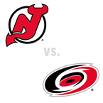 New Jersey Devils at Carolina Hurricanes