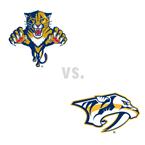 Florida Panthers at Nashville Predators