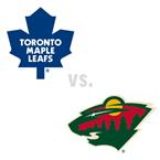 Toronto Maple Leafs at Minnesota Wild