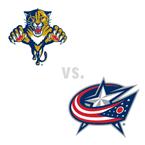 Florida Panthers at Columbus Blue Jackets