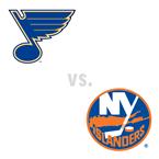St. Louis Blues at New York Islanders