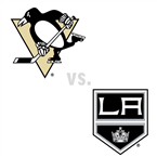 Pittsburgh Penguins at Los Angeles Kings