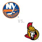 New York Islanders at Ottawa Senators