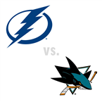 Tampa Bay Lightning at San Jose Sharks