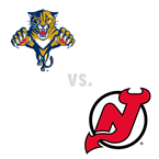 Florida Panthers at New Jersey Devils