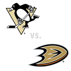 Pittsburgh Penguins at Anaheim Ducks