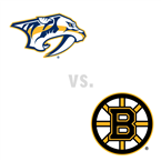Nashville Predators at Boston Bruins