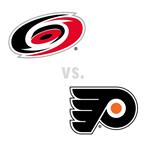 Carolina Hurricanes at Philadelphia Flyers