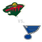 Minnesota Wild at St. Louis Blues
