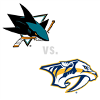 San Jose Sharks at Nashville Predators