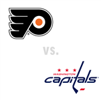 Philadelphia Flyers at Washington Capitals