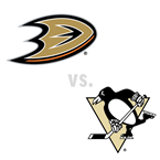 Anaheim Ducks at Pittsburgh Penguins