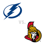 Tampa Bay Lightning at Ottawa Senators
