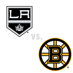 Los Angeles Kings at Boston Bruins