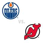 Edmonton Oilers at New Jersey Devils