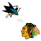San Jose Sharks at Chicago Blackhawks