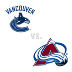 Vancouver Canucks at Colorado Avalanche