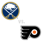 Buffalo Sabres at Philadelphia Flyers