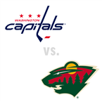 Washington Capitals at Minnesota Wild