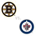 Boston Bruins at Winnipeg Jets