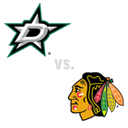 Dallas Stars at Chicago Blackhawks