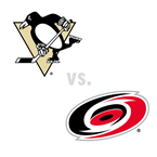 Pittsburgh Penguins at Carolina Hurricanes