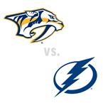 Nashville Predators at Tampa Bay Lightning