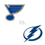 St. Louis Blues at Tampa Bay Lightning
