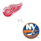 Detroit Red Wings at New York Islanders