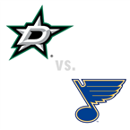 Dallas Stars at St. Louis Blues