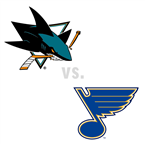 San Jose Sharks at St. Louis Blues