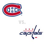 Montreal Canadiens at Washington Capitals
