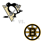 Pittsburgh Penguins at Boston Bruins