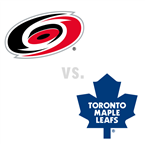 Carolina Hurricanes at Toronto Maple Leafs