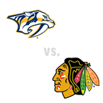 Nashville Predators at Chicago Blackhawks