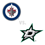 Winnipeg Jets at Dallas Stars
