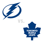 Tampa Bay Lightning at Toronto Maple Leafs