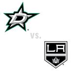 Dallas Stars at Los Angeles Kings
