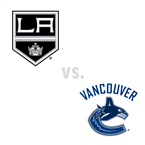 Los Angeles Kings at Vancouver Canucks