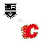 Los Angeles Kings at Calgary Flames